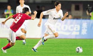 本场比赛,卡卡也获得了替补登场的机会,但并未取得进球。