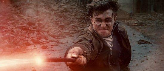 哈利·波特迎接终极之战