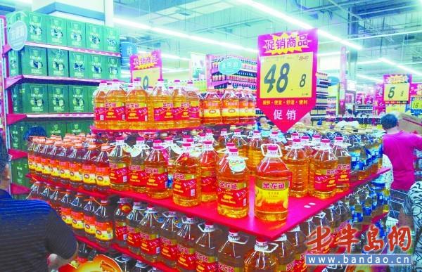 食用油涨价声再起 青岛超市已接到口头通知(图)图片