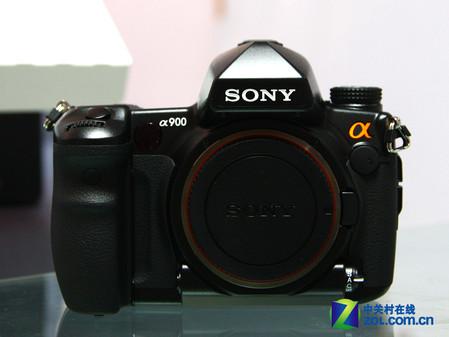 图为:索尼数码单反相机A900