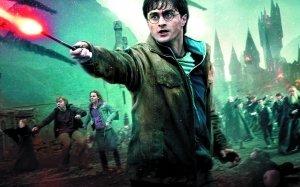 《哈利·波特与死亡圣器(下)》剧照。