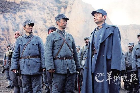 赵刚、李云龙、楚云飞惺惺相惜-广东制造 挥师北上 新版 亮剑 十月将播