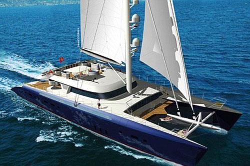 世界最豪华的游艇_全球的超级豪华游艇