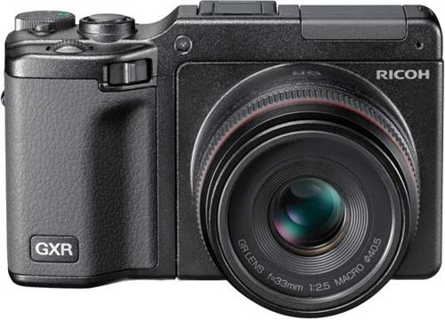 理光发布GXR MOUNT A12 配有镜头安装单元
