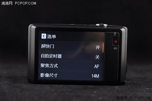 卡西欧EX-ZS15还具有BEST SHOT模式,只需要选择您想拍摄的场景相机即可自动完成各种对应场景的设置。