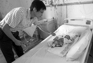 俱乐部总经理刘军昨天也赶到医院