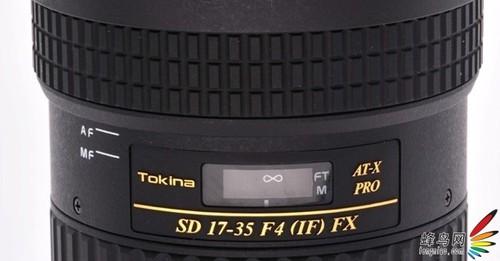 肯高正式推出图丽17-35mm F4 Pro FX镜头