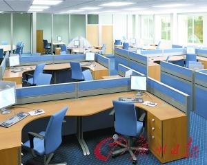 研究发现:开放式办公室致效率降低 对大脑有害(图)图片