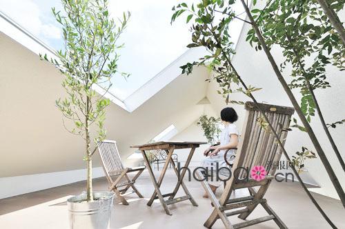 """想住进森女系小清新的房子吗?万宝龙(montblanc)日式"""""""