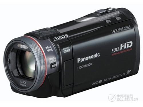 图为:松下数码摄像机TM900