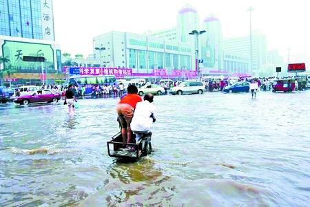 城市排涝,怎样最给力