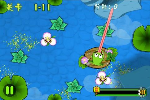 可以变慢青蛙舌头速度的植物-新角色登场 青蛙战群虫夏季版更好玩