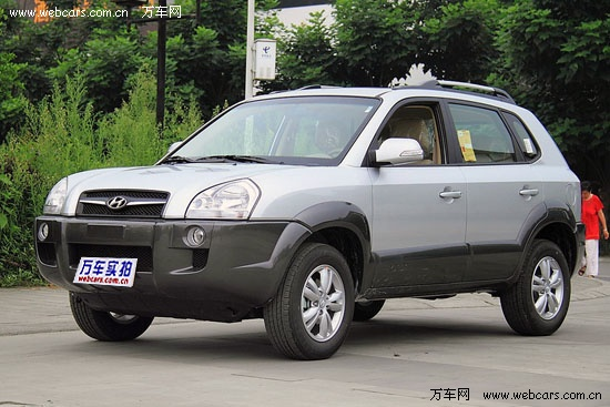 北京现代途胜全系现车供应 累计优惠3.5万高清图片