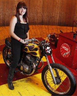 世界上 摩托车 盘点/世界上最年轻的死亡摩托车骑士