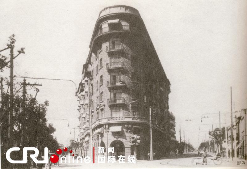 中国历史文化名街 上海市徐汇区武康路