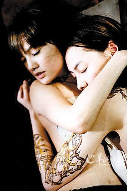 《刺青》这部描述同性情感的影片获得第57届柏林电影节最佳影片奖
