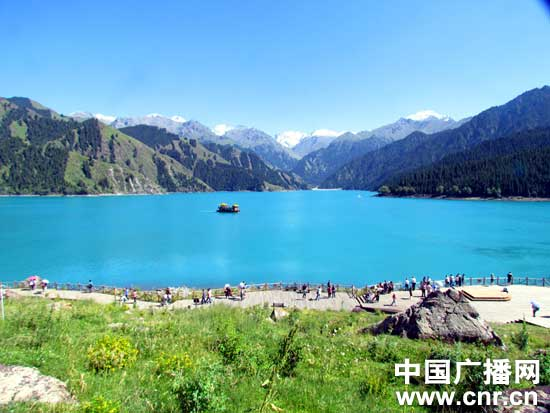 新疆阜康天池全景区