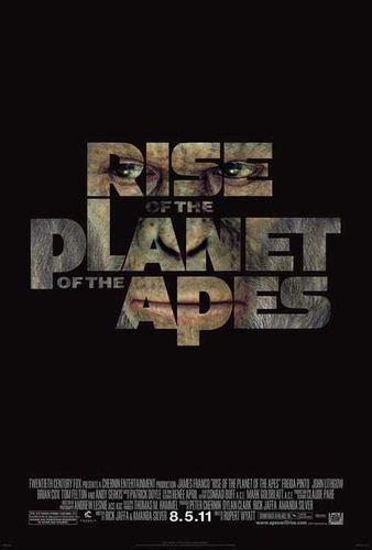 《猿族崛起》Rise of the Planet of the Apes