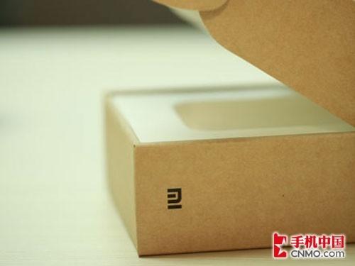 可以承重85公斤的小米手机包装盒