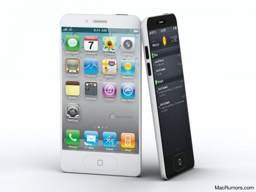 iPhone 5假想图
