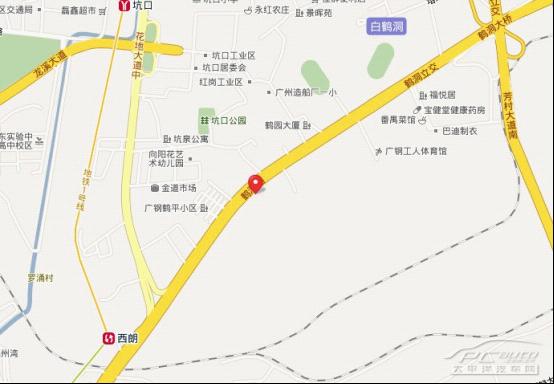 广州市荔湾区鹤洞路261号
