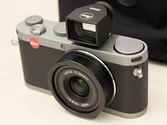 图为:徕卡数码相机X1