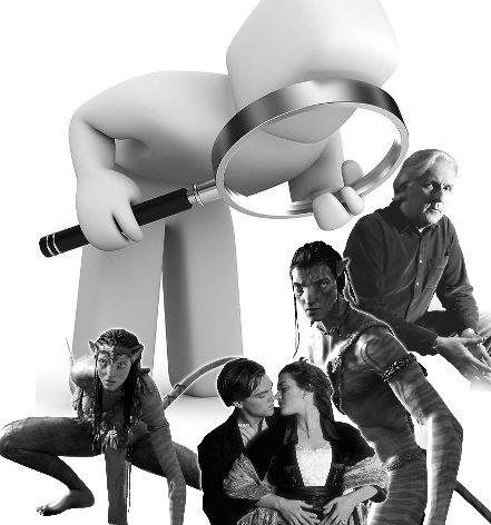 3D大片《阿凡达》票房总量13亿5千万资料图片