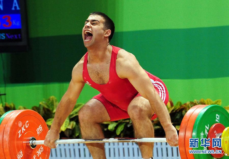 亚美尼亚冠军获得男子v冠军77公斤级组图(选手)天津花样滑冰俱乐部图片
