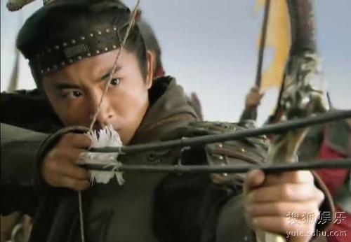 《水浒传》日前在四大卫视热播,即将登场的小李广花荣由青年演员张迪