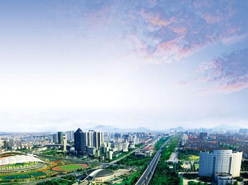 江阴城市全貌