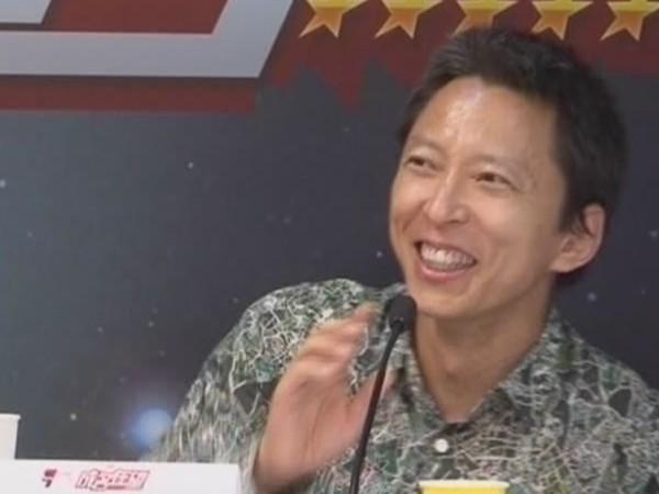 7电影线下选秀张朝阳与选手配戏