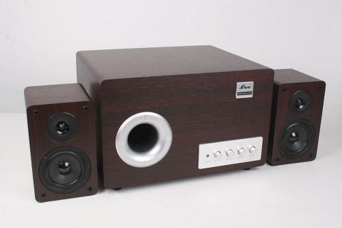 三诺LA-6900P音箱 -入门用户的选择 影音娱乐2.1音箱推荐