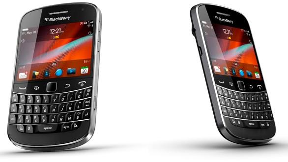 8月31 黑莓bold 9900 4g美国开售