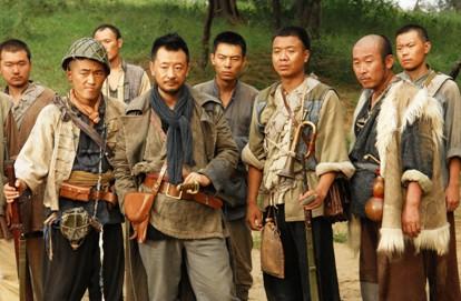 用缴获来的日军物资和日本人做起了换武器的生意
