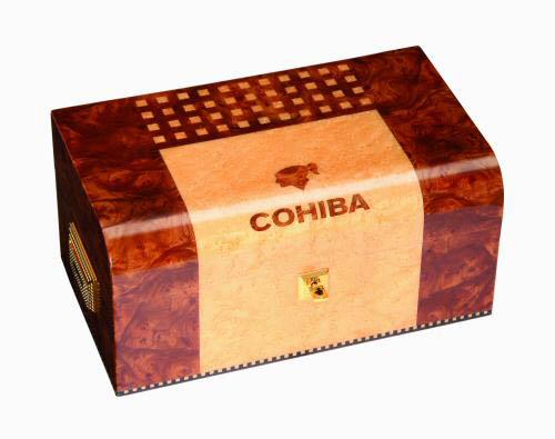 Cohiba Maduro 5 Humidor高希霸Madruo 5珍藏盒。全球限量500盒,包含共60支三款经典的高希霸Madruo 5雪茄。