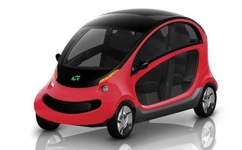 国内新能源汽车厂商规划大比拼高清图片
