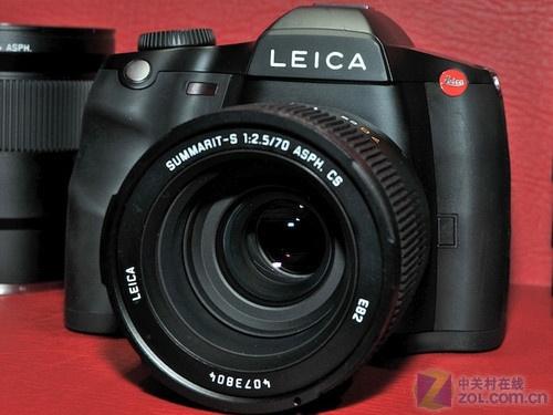图为:徕卡数码相机S2