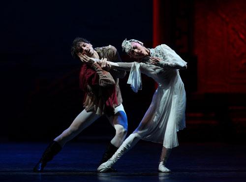 国家大剧院舞剧《马可-波罗》