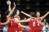 图文:中国女排2-3塞尔维亚 中国队很激情