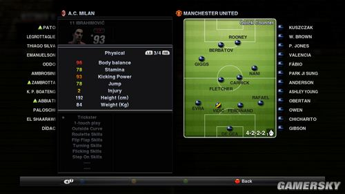 实况足球能力值_《实况足球2012》试玩版玩家点评(组图)