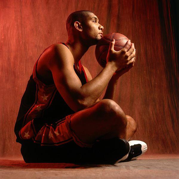 邓肯入选美国国家篮球队