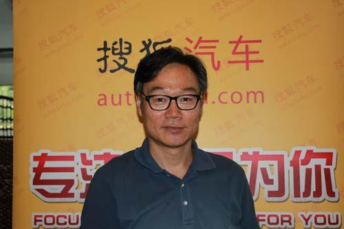 中国汽车流通协会副秘书长罗磊老师致辞