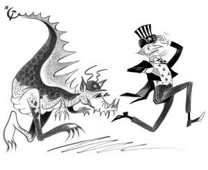 外媒:中国速度必将让美国饱尝英国历史辛酸泪水