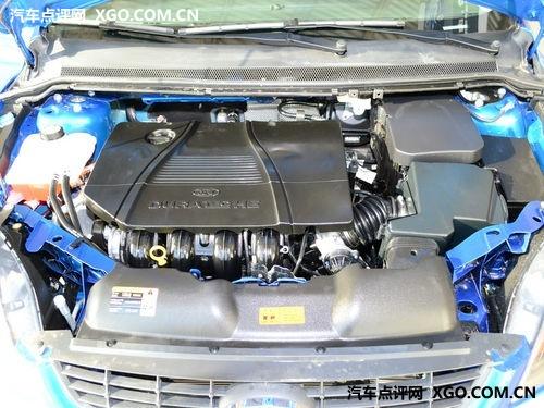 长安福特福克斯发动机-福特福克斯优惠1万元 部分车型需预定高清图片