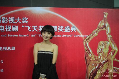 张佳宁凭借《媳妇的美好时代》《钢铁年代》走红