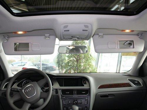 全新奥迪A4L还配备了奥迪动态转向系统,能够根据行驶速度和所选高清图片