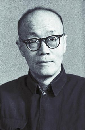 生于浙江绍兴的历史学家范文澜