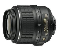 AF-S DX 18-55mm f/3.5-5.6G VR