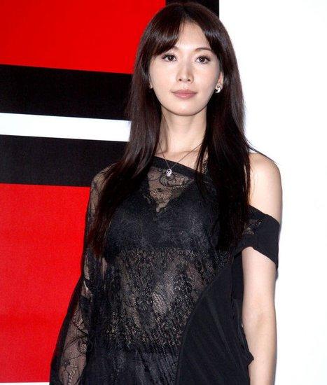 林志玲(微博)6年官司判败诉(资料图)
