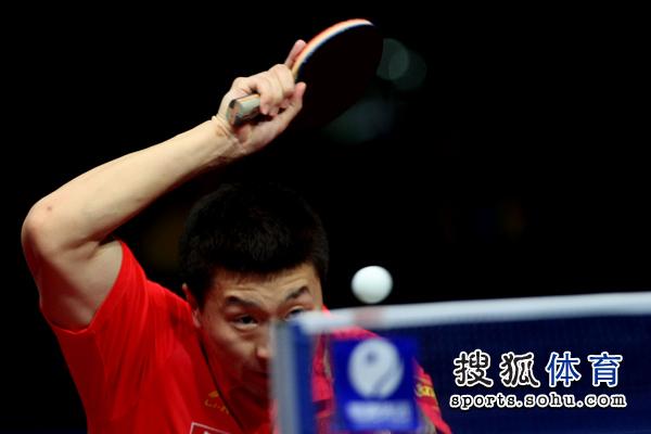 马龙对闫安_组图:马龙回球手舞足蹈 水谷隼比赛中使尽全力-搜狐体育